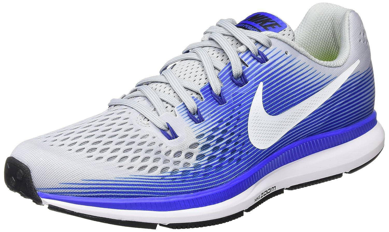 half off c9631 9bec8 ... Nike Air Zoom Pegasus 34, Zapatillas de Running para Hombre 45.5 EUGris  ( shop best ...