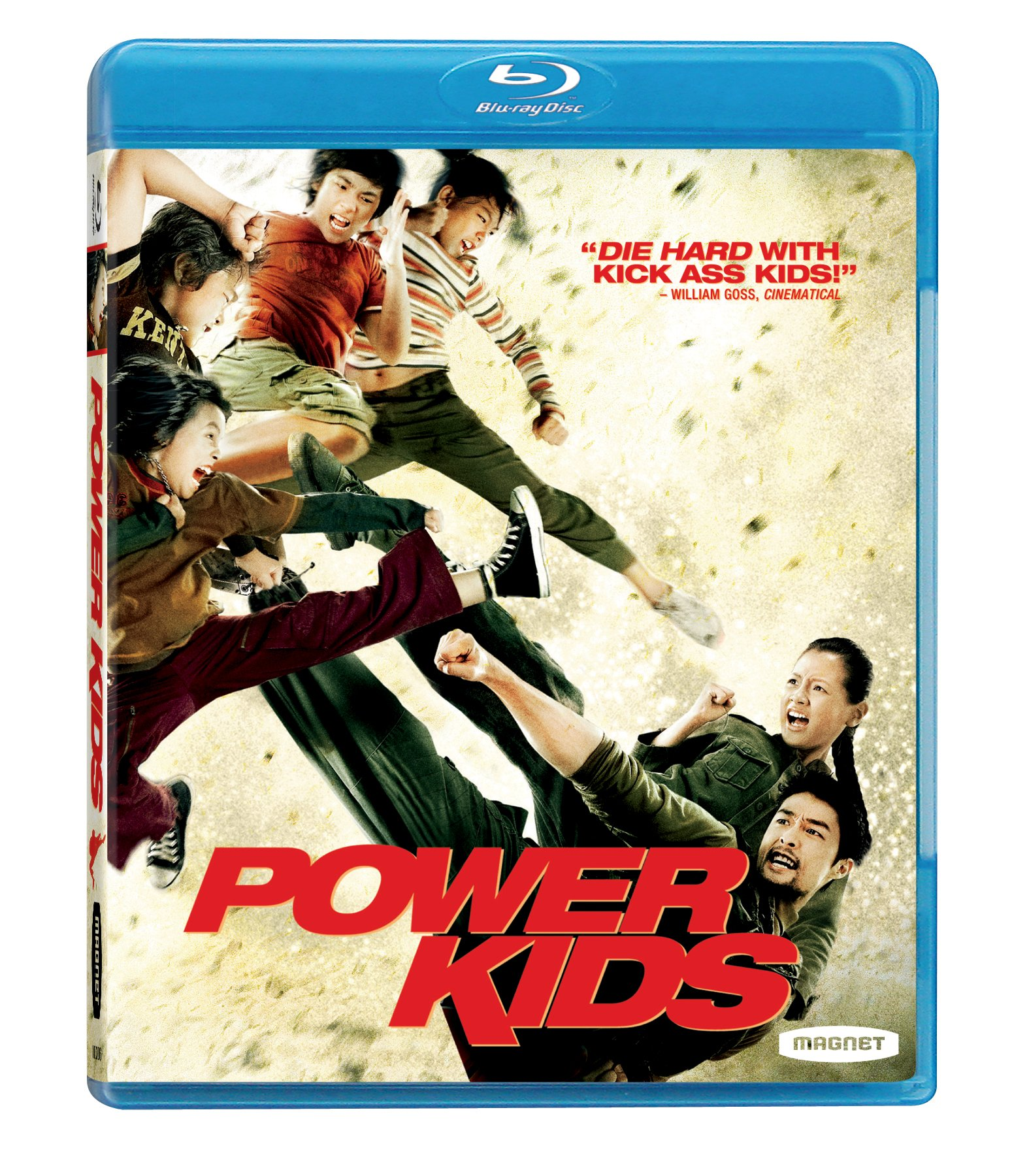 Blu-ray : Power Kids (Subtitled, Dubbed)