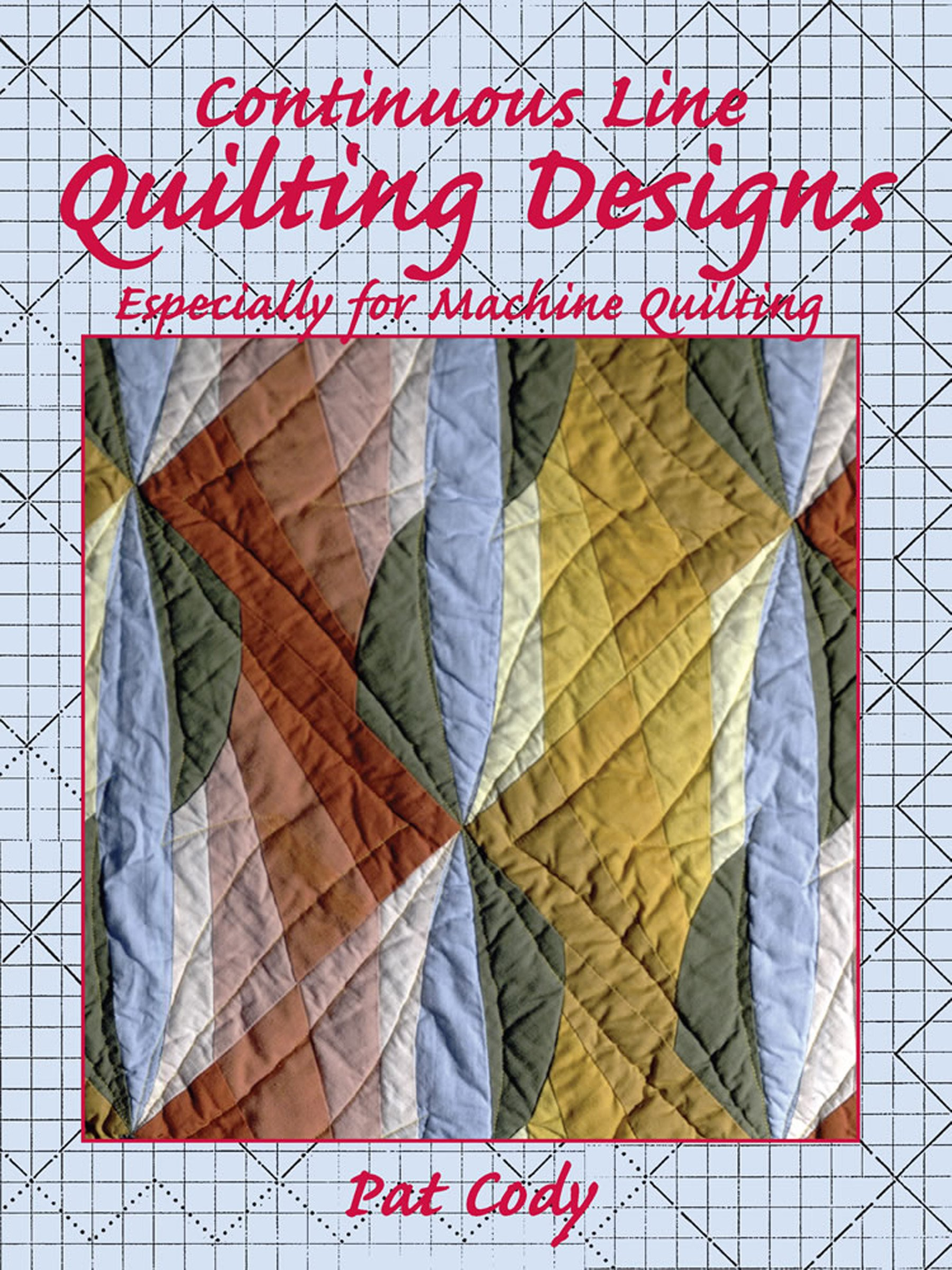 Continuous Line Quilting Patterns Free Downloads New Design Ideas