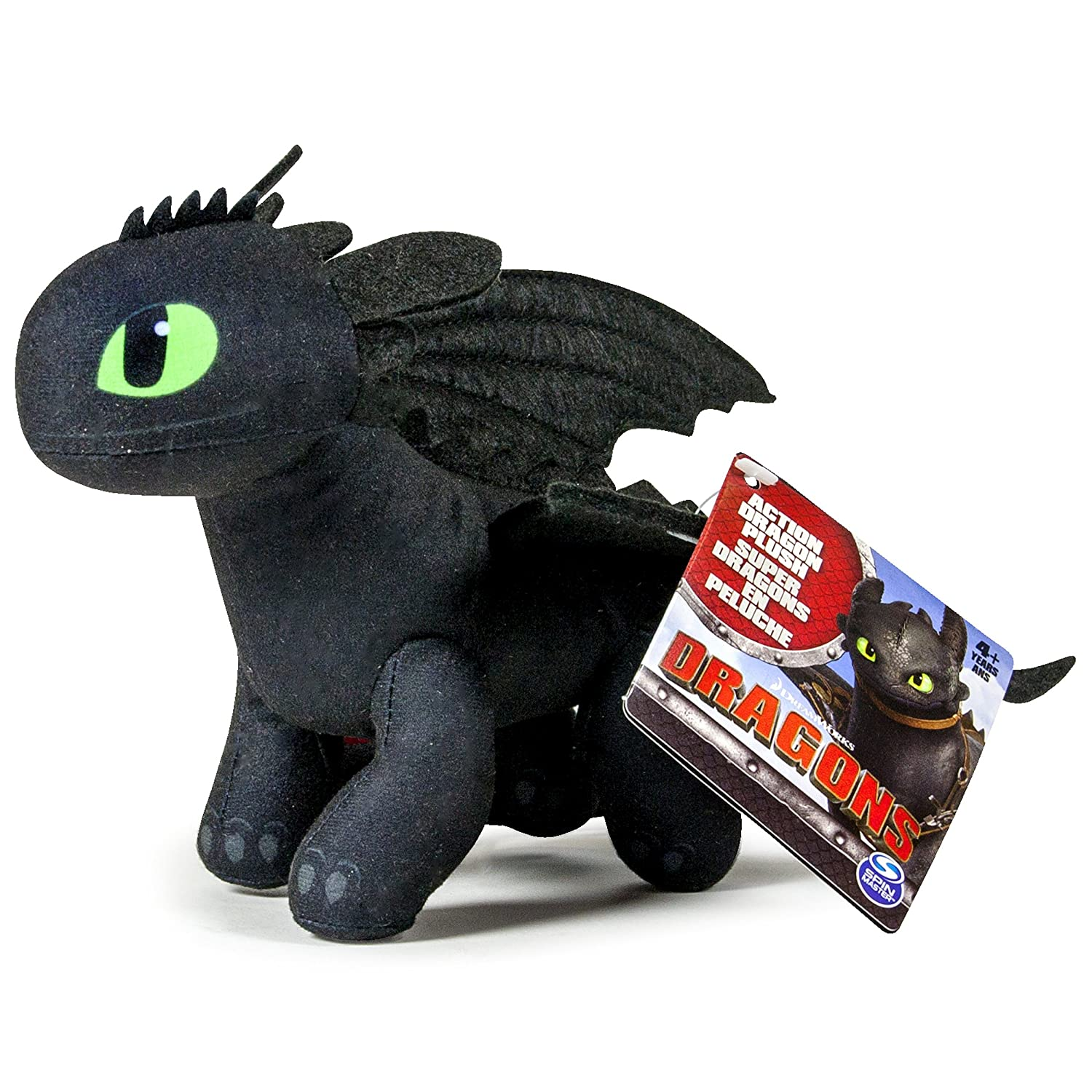 Amazon.com: Dreamworks Dragons Action Dragon 8
