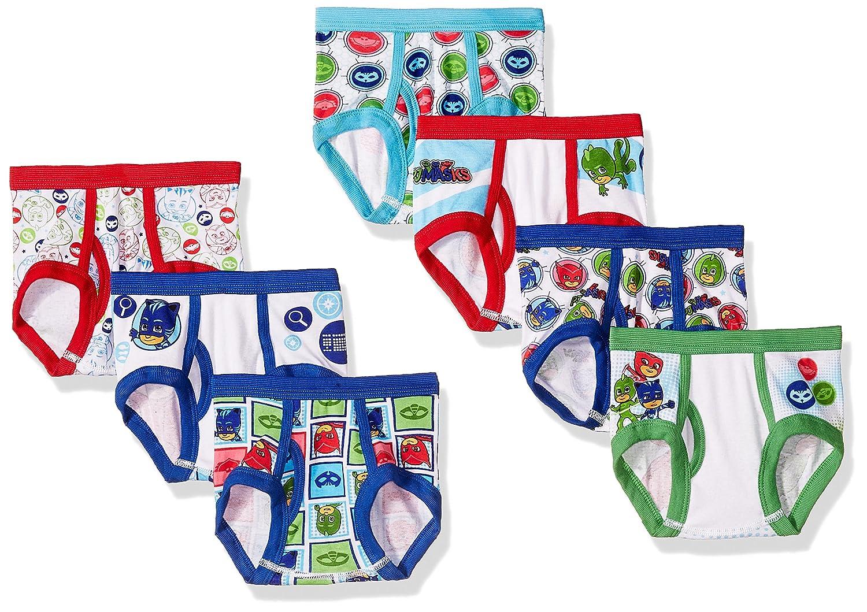 PJ Masks Boys' 7-Pack Brief Underwear TBOY-Multi 2T/3T TBUP5105