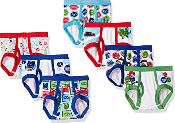 PJ Masks Boys 7-Pack Brief Underwear