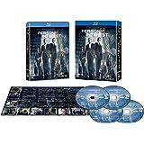 パーソン・オブ・インタレスト 〈フォース・シーズン〉 コンプリート・ボックス (4枚組) [Blu-ray]