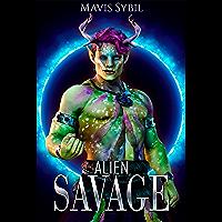 Alien Savage : Middle-Grade Adventure (English Edition)