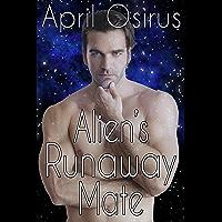 Alien's Runaway Mate (SciFi Paranormal Alien Romance) (Vistran Love Book 2) (English Edition)