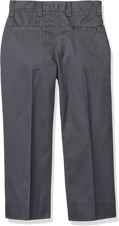 Classroom School Uniforms Boys Flat Front Pant
