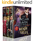 The Sinclair & Raven Series: (Books 4-6) A Regency Romance Collection