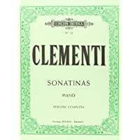 12 Sonatinas para piano, Op.36,37 y 38: Edición