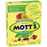 Mott's Assorted Fruit Flavors 10 - 0.8 oz Pouches