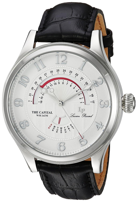 Lucien Piccard Herren-Armbanduhr LP-40050-02S