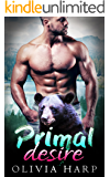 Primal Desire: a BBW Bear Shifter Paranormal Romance (Shadowlands Bear Shifters Book 5)