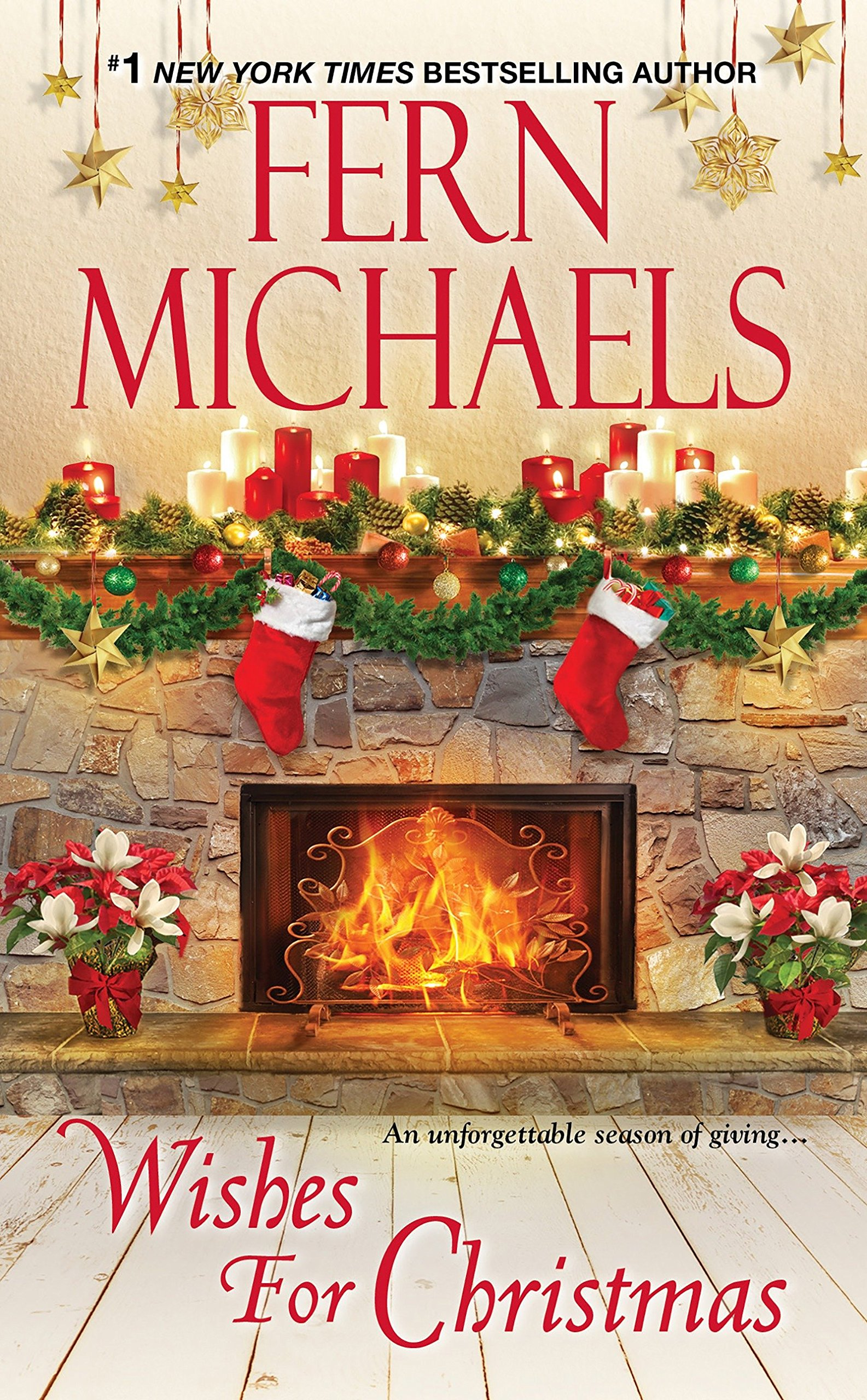 Michaels Christmas.Wishes For Christmas Fern Michaels 9781420136654 Amazon