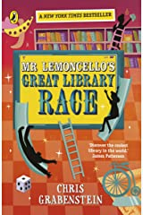 Mr Lemoncello's Great Library Race (Mr Lemoncello 3) Kindle Edition