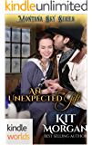 Montana Sky: An Unexpected Gift (Kindle Worlds Novella) (The Jones's of Morgan's Crossing Book 3)