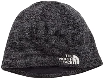 f05ef3d665b The North Face Jim Adult s Outdoor Knit Beanie available in Tnf Black  Heather - One Size