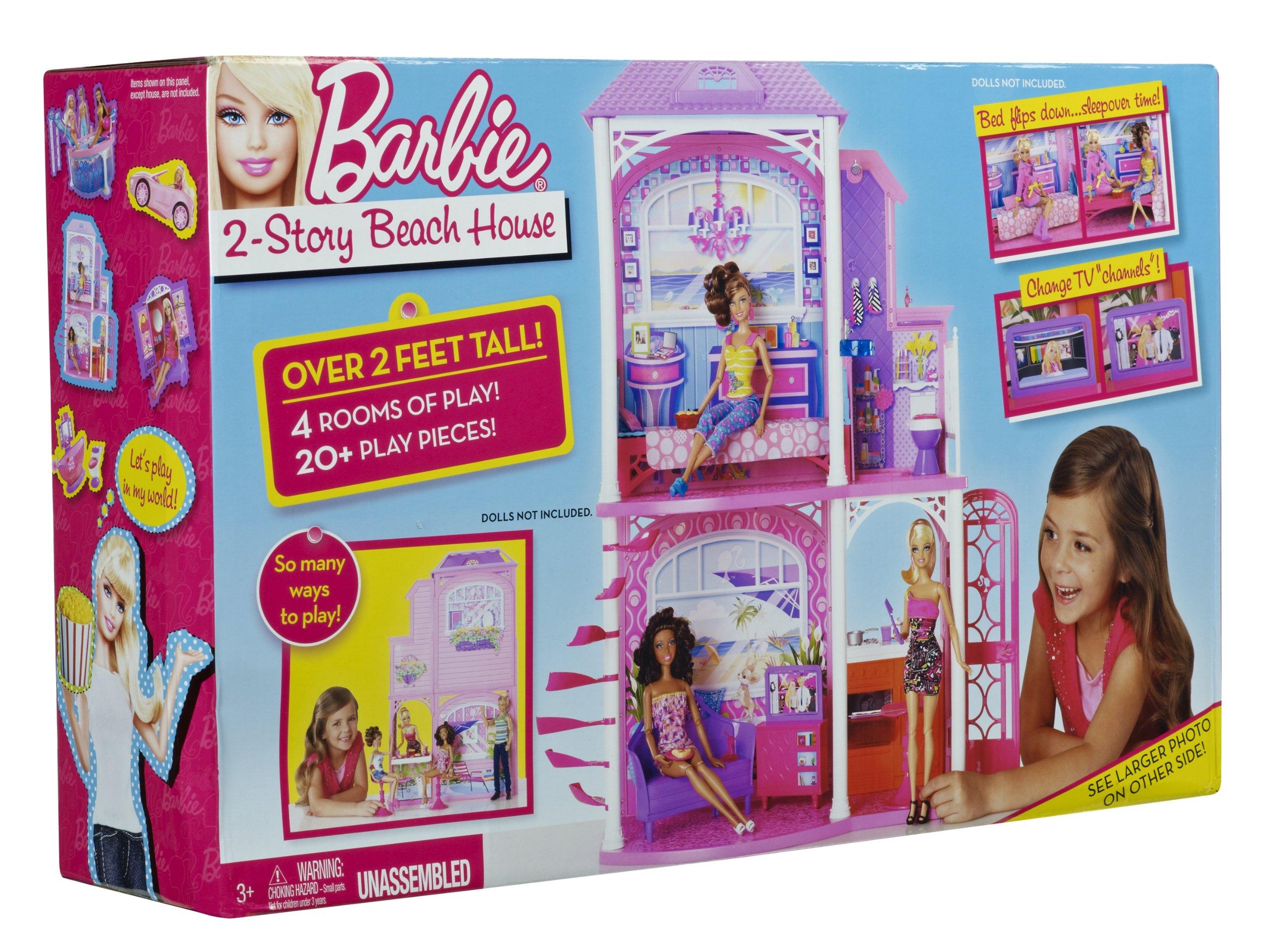 Barbie 2-Story Beach House by Barbie (Image #12)