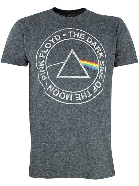 005e7e9d9 Pink Floyd - Camiseta para hombre Dark Side of the Moon  Amazon.es  Ropa y  accesorios
