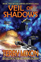 Veil of Shadows (Book 2 of The Empire of Bones Saga) Kindle Edition