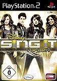 Disney Sing it: Pop Party - [PlayStation 2]