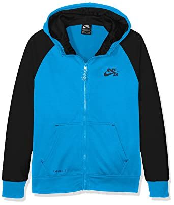 Nike, Sweat-Shirt à Capuche Garçon  Amazon.fr  Sports et Loisirs b8c393292aff