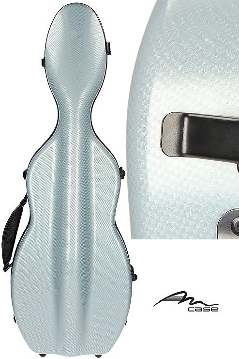 Estuche para violín Fibra de vidrio Ultra Light 4/4 blue ...