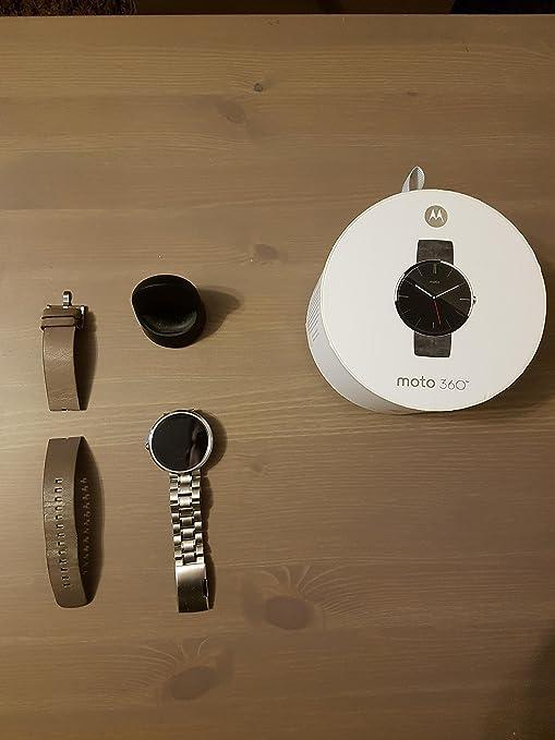 313 opinioni per Motorola Moto 360 Smartwatch, Display