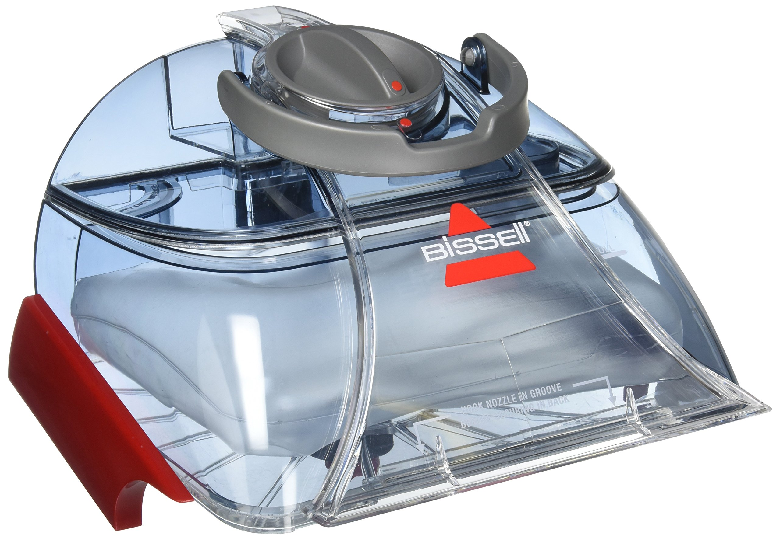 Bissell Berends 2X 9500 66Q4 73A5 Tank, Red