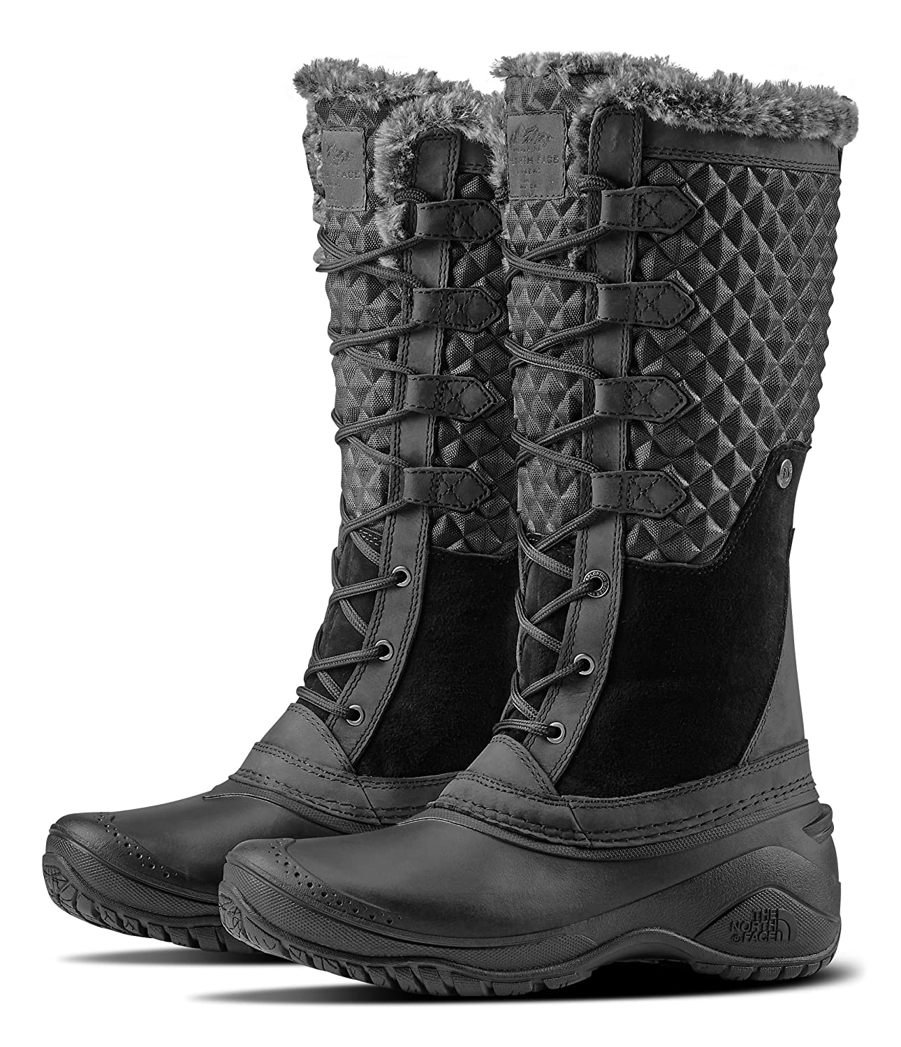 The III North Face Womens Shellista III The Tall B01NCNGKS9 10.5 B US|Tnf Black & Tnf Black 783050