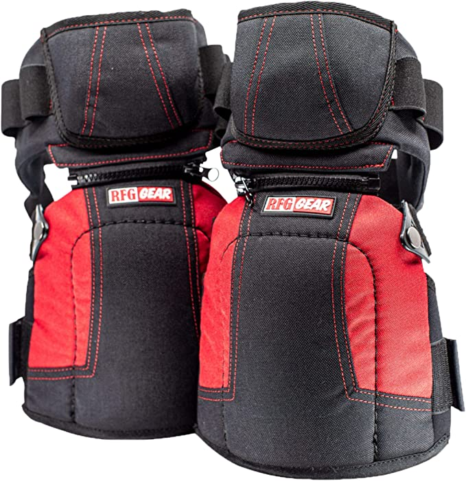 rfg gear knee pads for flooring