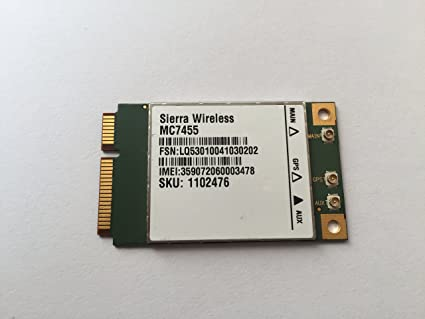 SIERRA WIRELESS module MC7455 LTE 4G module
