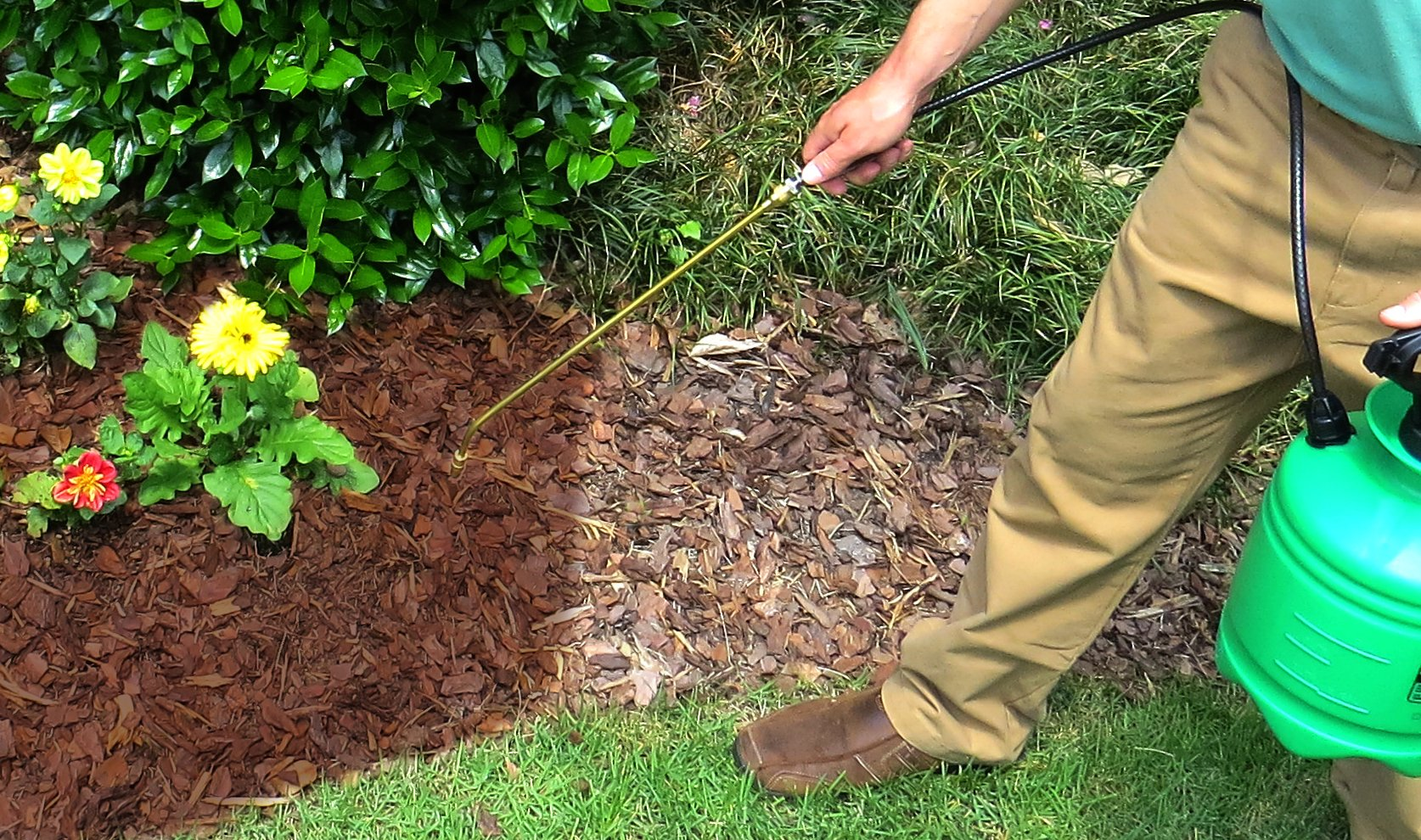 EnviroColor CB0032 851612002032 2,400 Sq. Ft. Cocoa Brown Mulch Color Concentrate, 2400 Square Feet by EnviroColor (Image #3)