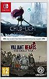 Child of Light & Valiant Hearts Double Pack Nintendo Switch (Nintendo Switch)