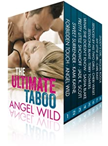 The Ultimate Taboo (Taboo Erotic Stories)