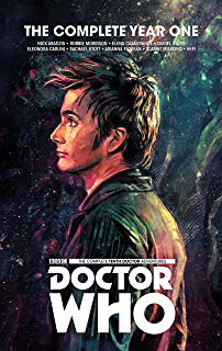 Doctor Who: The Tenth Doctor Complete Year 1 Vol. 1