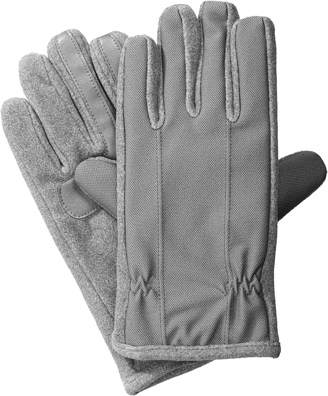 Isotoner Men/'s SmarTouch Gloves LG MSRP $50.00 with gift box