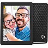 Nixplay Seed W10A 10-inch WiFi Digital Photo Frame (Black)