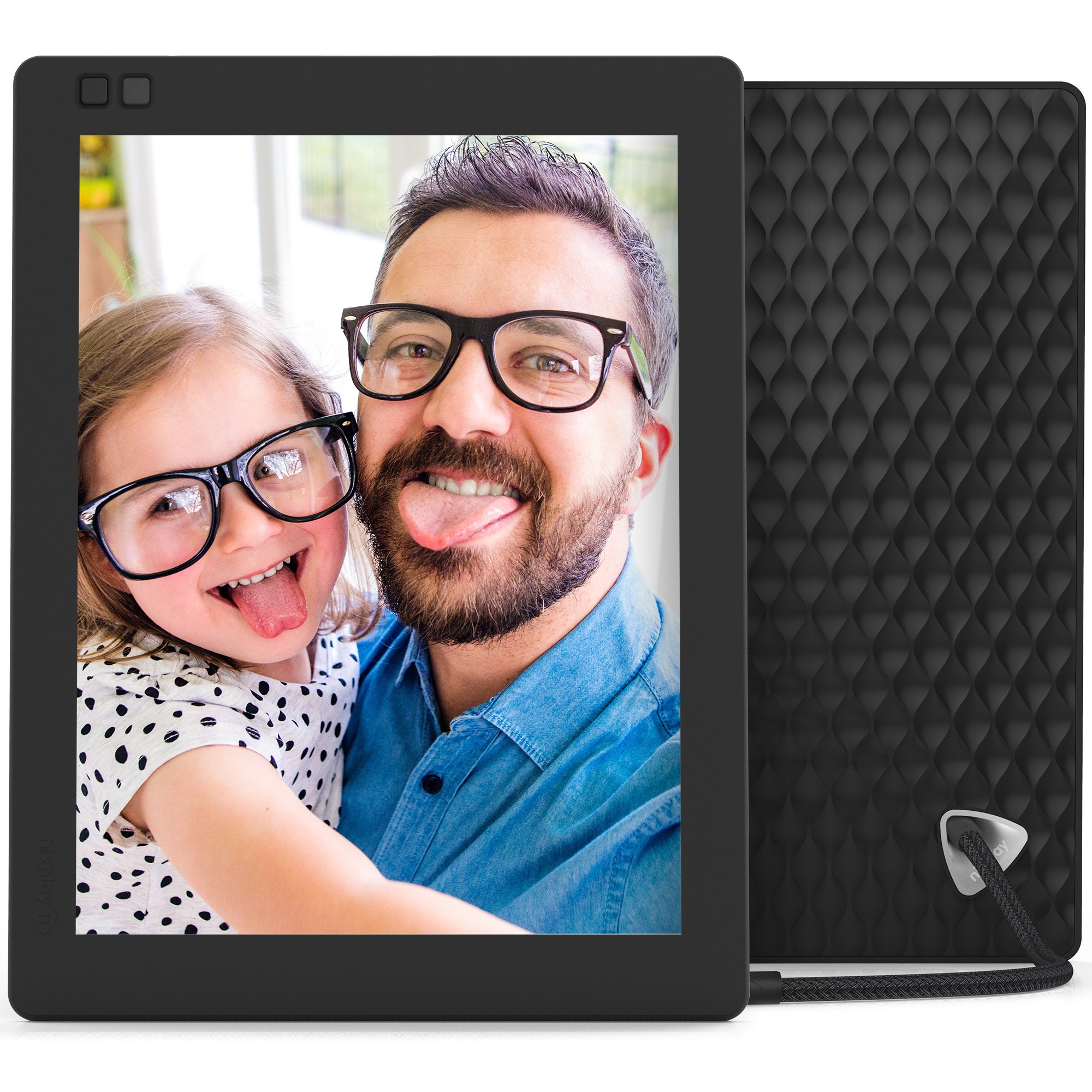 Nixplay Seed 10 Inch Wifi Cloud Digital Photo Frame With Ips Display