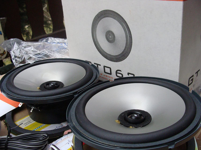 Jbl Gto 622 2 Wege 165mm 6 5 Titanium Lautsprecher Navigation