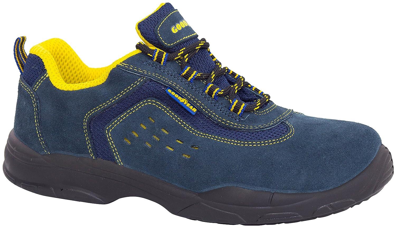 GOODYEAR g138843 C – – – Stivali in pelle crosta) Coloreeeeee  blu, blu, G138843C   Arte Squisita  4fdf92
