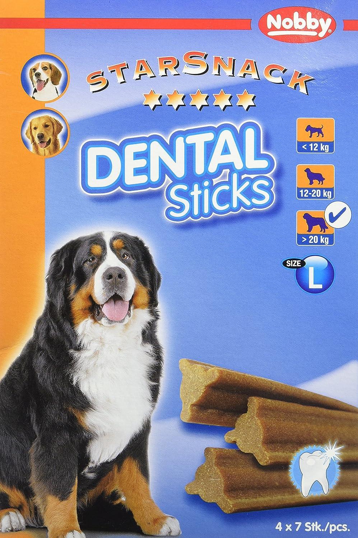 Nobby Friandise pour Chien Dental Sticks 840 g 69769