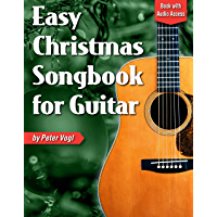 Easy Christmas Songbook for Guitar: Book with Online Audio Access book cover