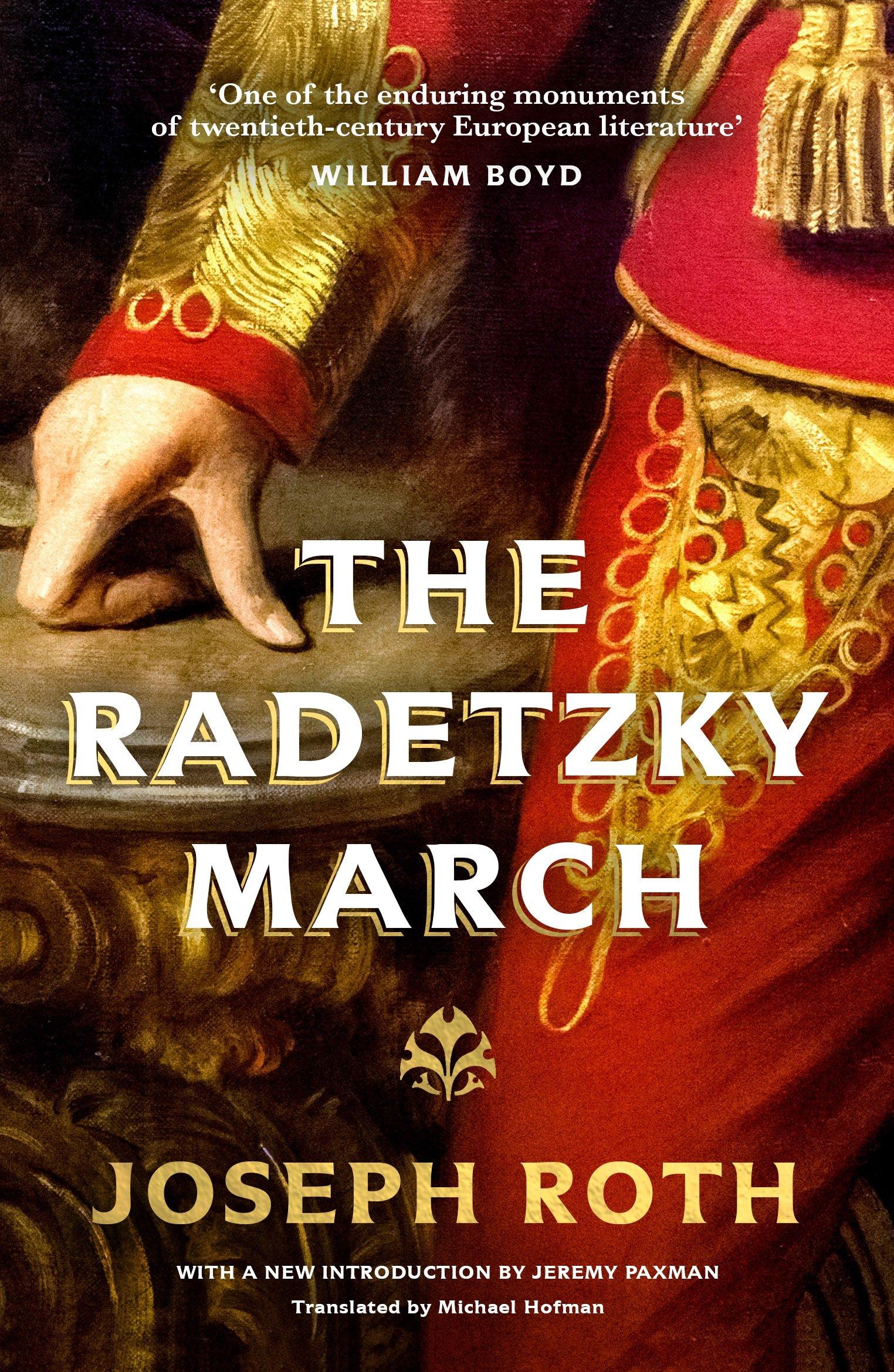 Risultati immagini per radetzky march joseph roth