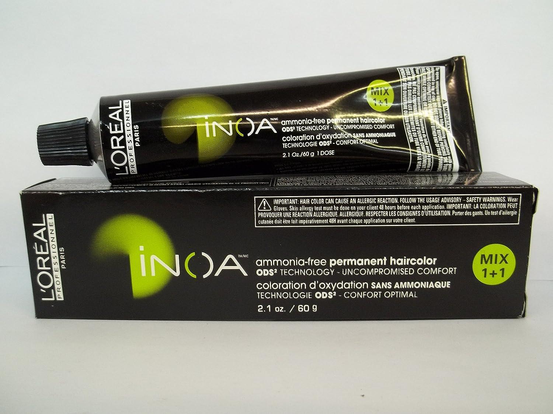 Amazon loreal inoa ammonia free permanent hair color 606nn amazon loreal inoa ammonia free permanent hair color 606nn 21 oz chemical hair dyes beauty nvjuhfo Image collections