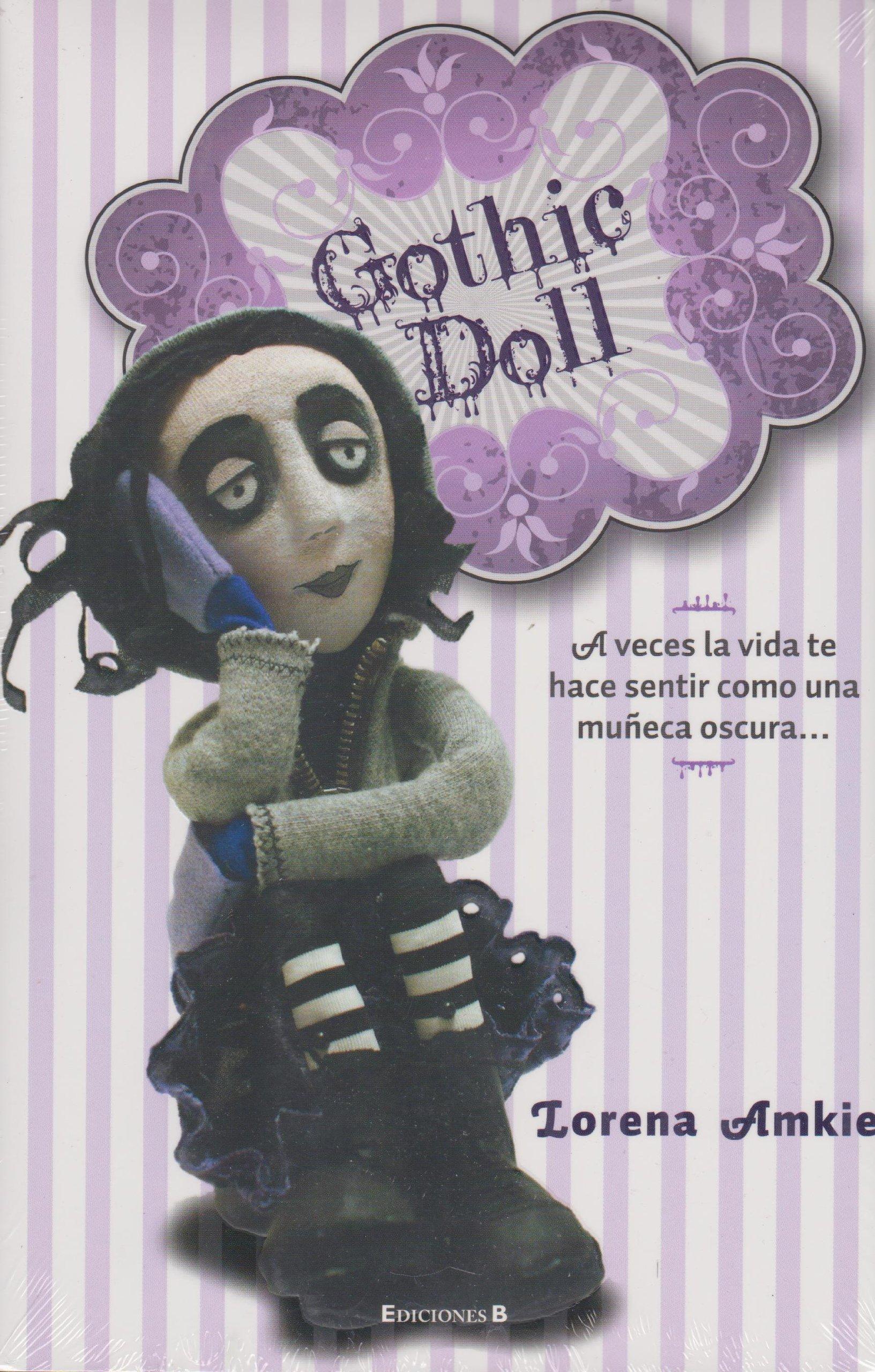 Gothic Doll (Spanish Edition) ebook