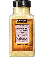 Kirkland Signature Granulated California Garlic 510gm