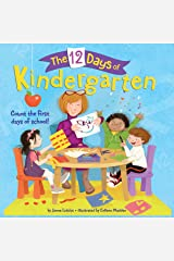 The 12 Days of Kindergarten Kindle Edition