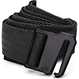 B-Series Carbon-Reinforced Stretch & Fixed Belts Made in USA by Yaak