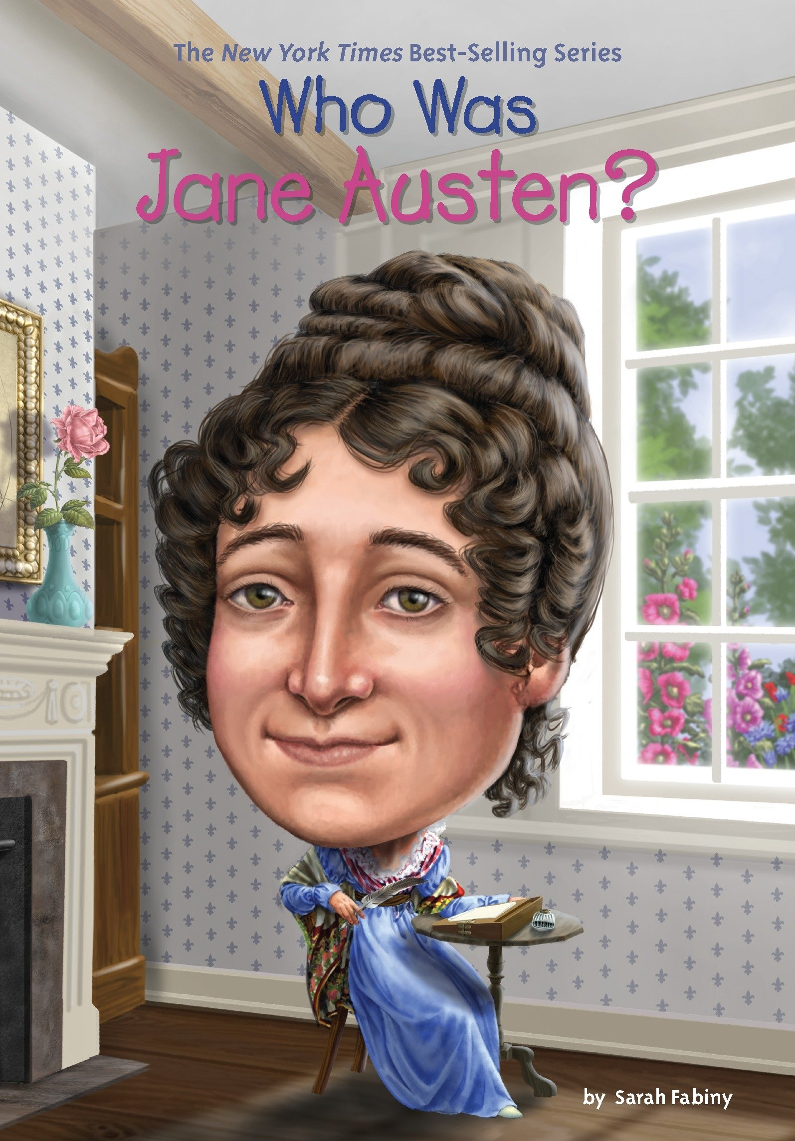 Who Was Jane Austen?: Fabiny, Sarah, Who HQ, Hoare, Jerry: 9780448488639:  Amazon.com: Books