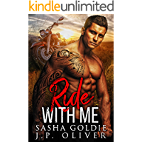 Ride With Me (Iron Hunters Book 1) book cover