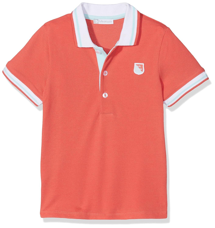 Tutto Piccolo 4876S18 Polo, Rojo (Coral R01), (Tamaño del ...